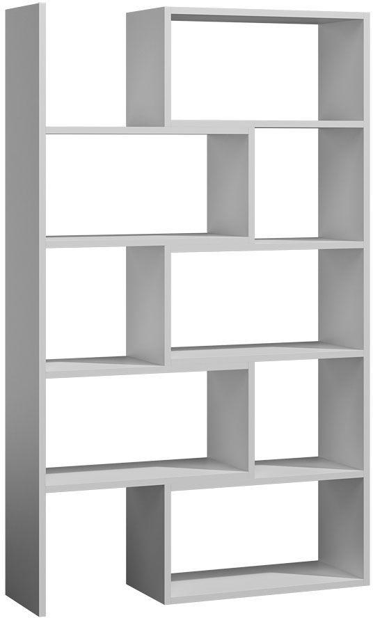 Regał Irvan 3X - biały