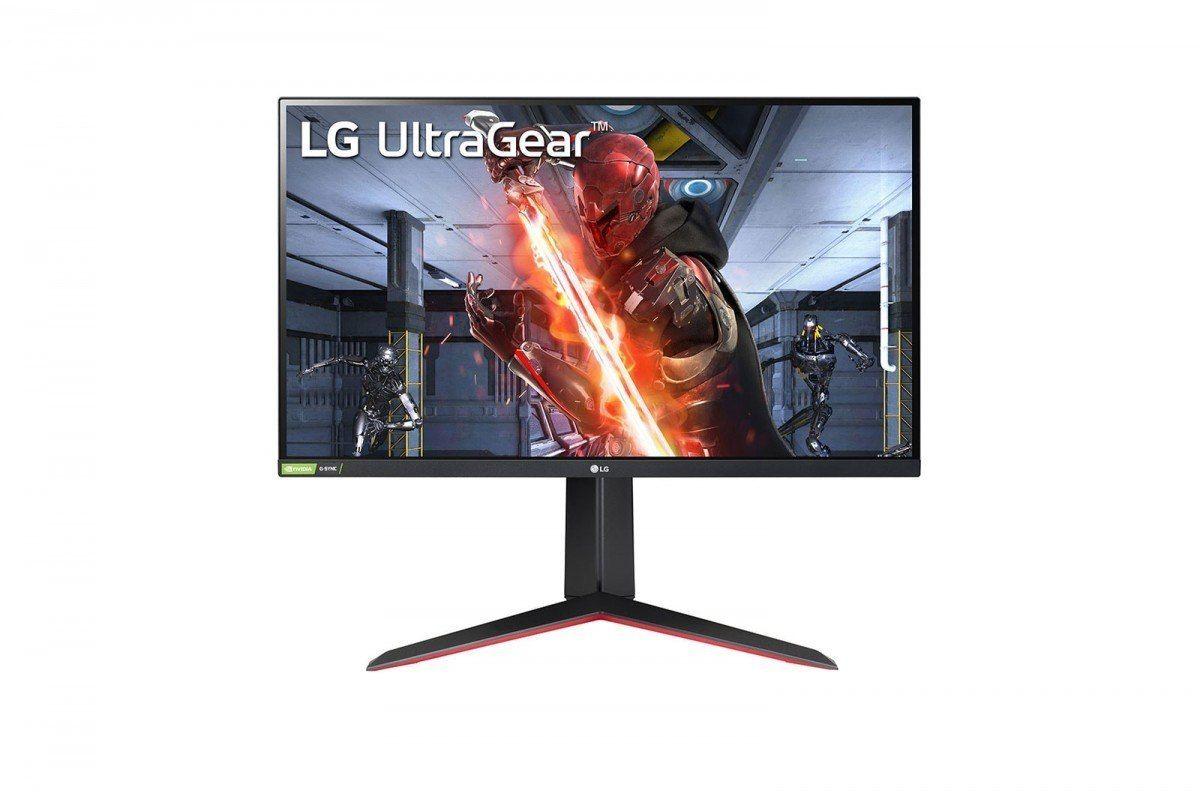 LG Electronics Monitor 27GN650-B UltraGear 27 cali IPS 1ms 144Hz HDR 10
