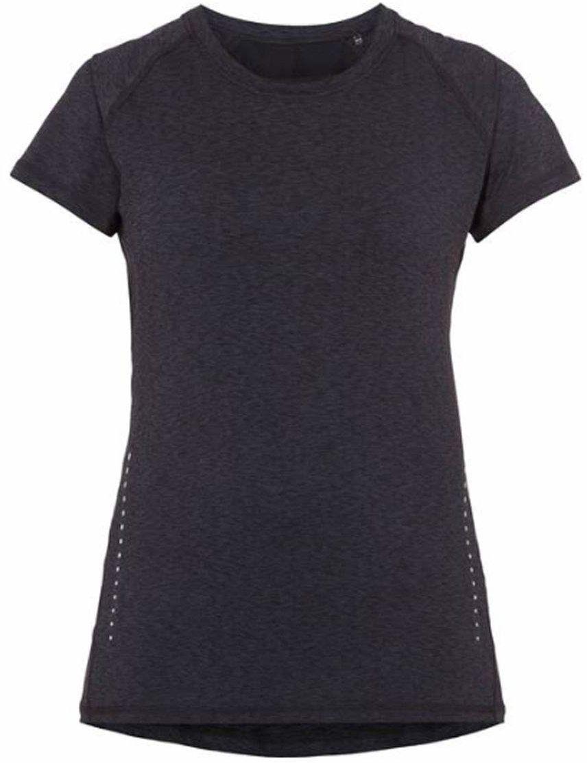 Pro Touch damska koszulka Eevi, melanżowa/czarna, 46