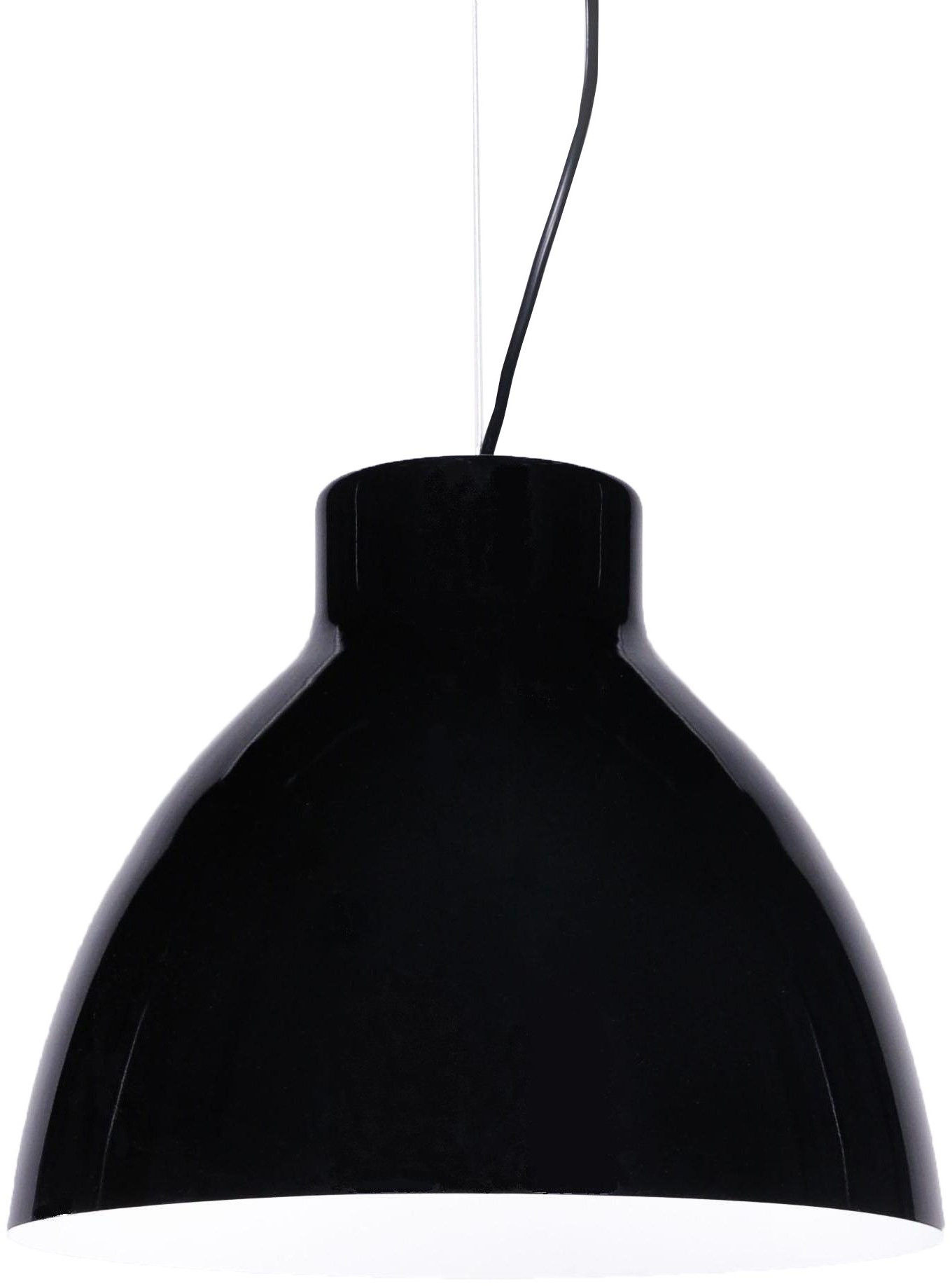 LAMPA WISZĄCA CZARNA CORNELLA