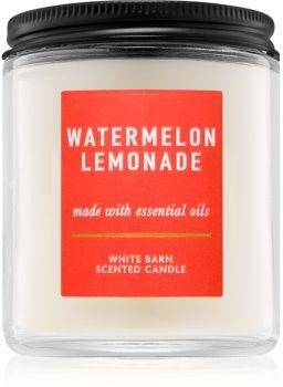 Bath & Body Works Watermelon Lemonade świeczka zapachowa III. 198 g