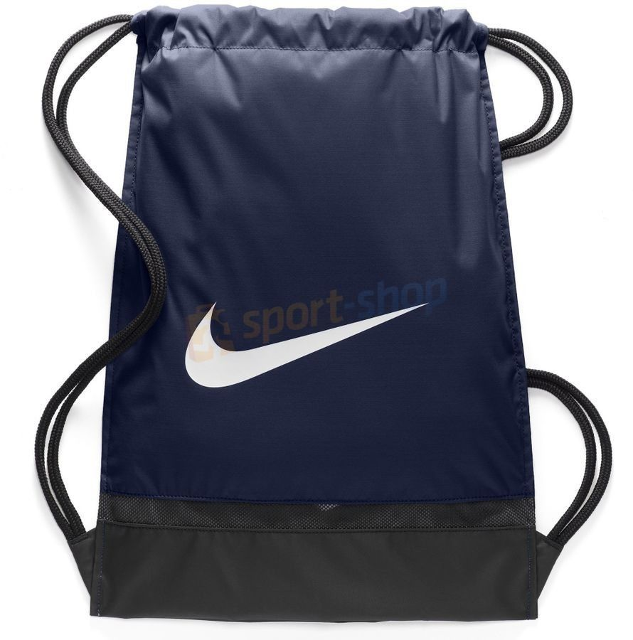 Worek na buty Nike Brasilia BA5338 410 granatowy