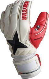 Derbystar APS White Red Star, 12, biały czerwony, 266712000