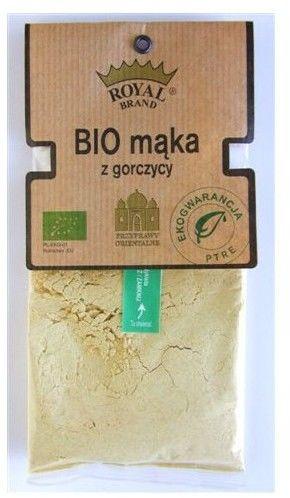 Mąka z gorczycy BIO 30 g