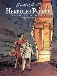 Herkules Poirot. Rendez-vous ze śmiercią. Agatha Christie - Quella-Guyot Didier