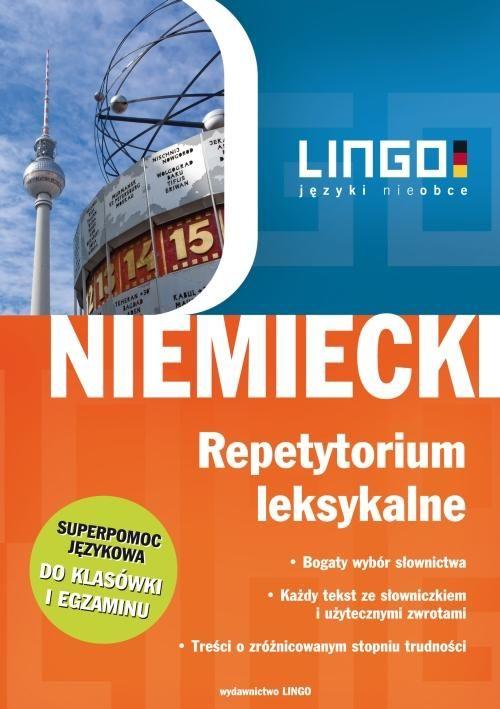 Niemiecki. Repetytorium leksykalne - Iwona Kienzler - ebook