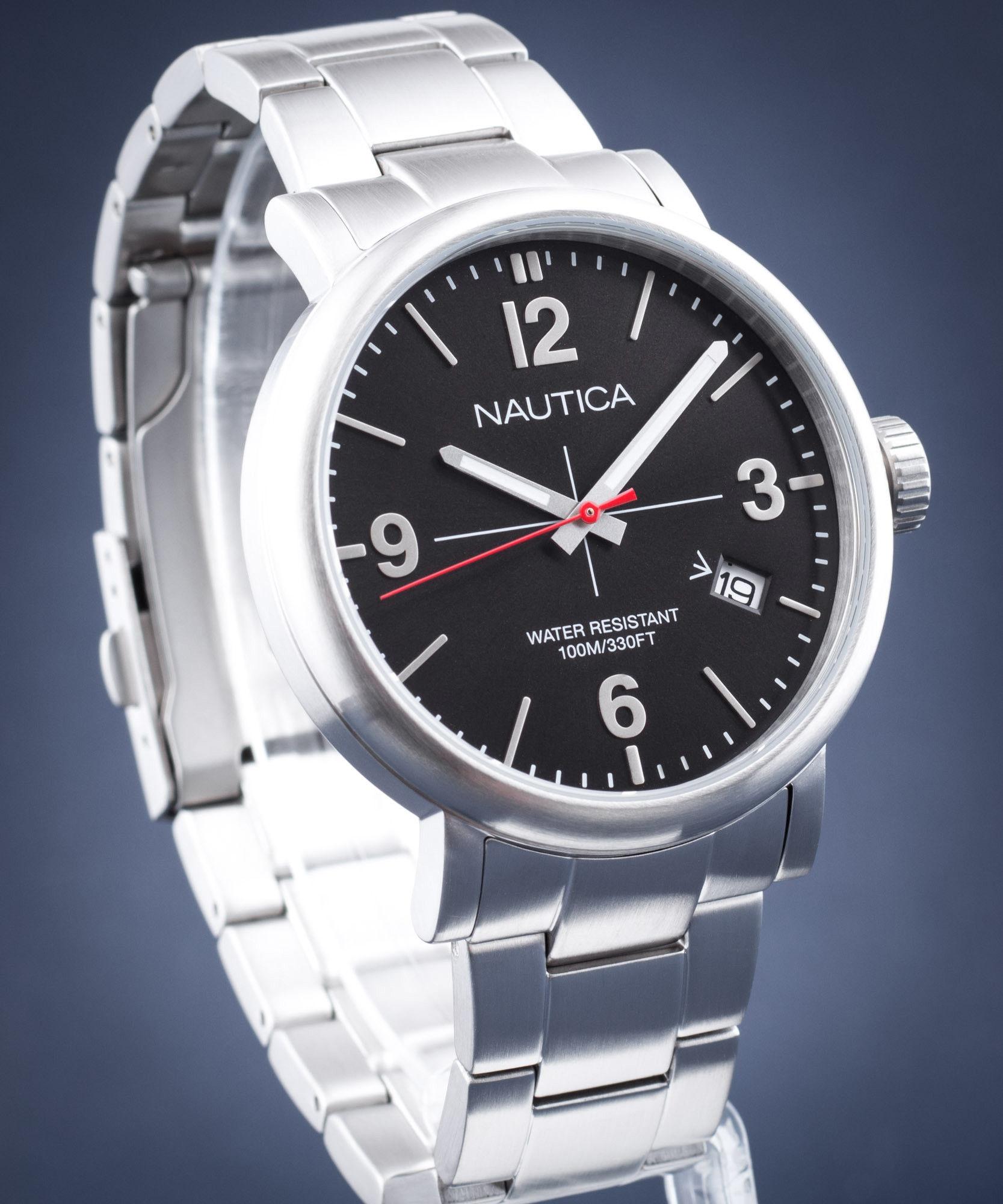 Zegarek Nautica NAPAVT006 - CENA DO NEGOCJACJI - DOSTAWA DHL GRATIS, KUPUJ BEZ RYZYKA - 100 dni na zwrot, możliwość wygrawerowania dowolnego tekstu.