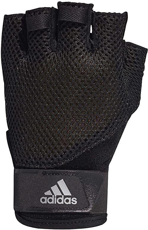 Adidas Unisex 4ATHLTS A.RDY G rękawice sportowe, czarne, S