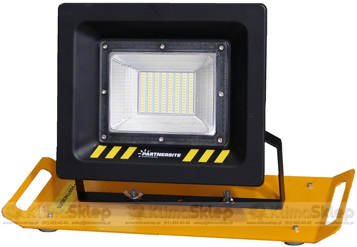 Naświetlacz LED SMD Partnersite LS20A z magnesem - oświetlenie warsztatowe