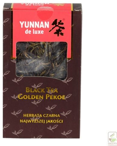 Yunnan Black Golden Pekoe 100g herbata liść LB-101