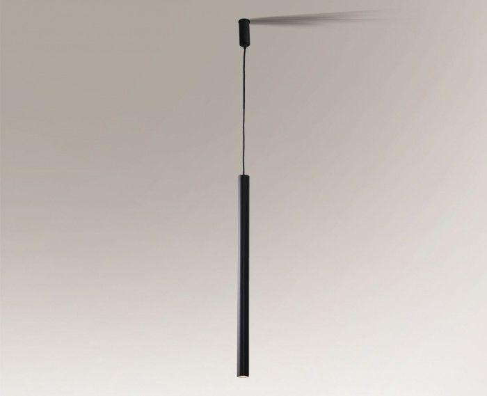 Lampa wisząca YABU 5526 Shilo czarny