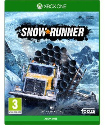 Gra Xbox One SnowRunner