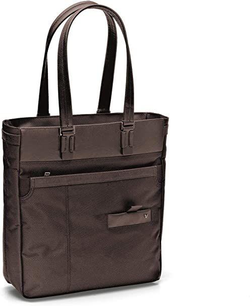 Roncato Torba Harvard - bagaż podręczny cm. 35 x 33 x 112 lat gwarancji brązowy ciemnobrązowy cm. 35 x 33 x 11