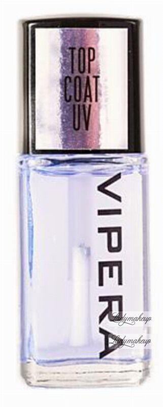 VIPERA - FIXATION & GLOW - TOP COAT UV - Utrwalenie i blask - Lakier nawierzchniowy UV
