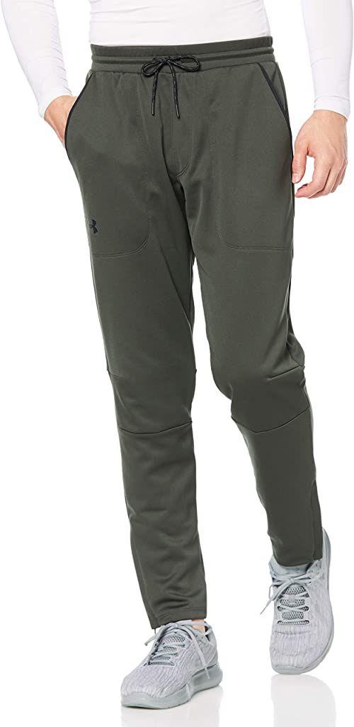 Under Armour Mk1 spodnie męskie z rozgrzewką Baroque Green / / Black (310) M