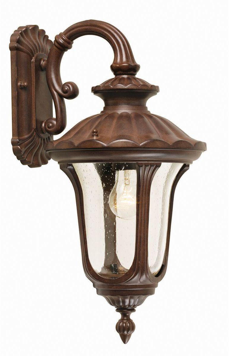 Kinkiet zewnętrzny Chicago CC2/S Elstead Lighting dekoracyjna oprawa w klasycznym stylu