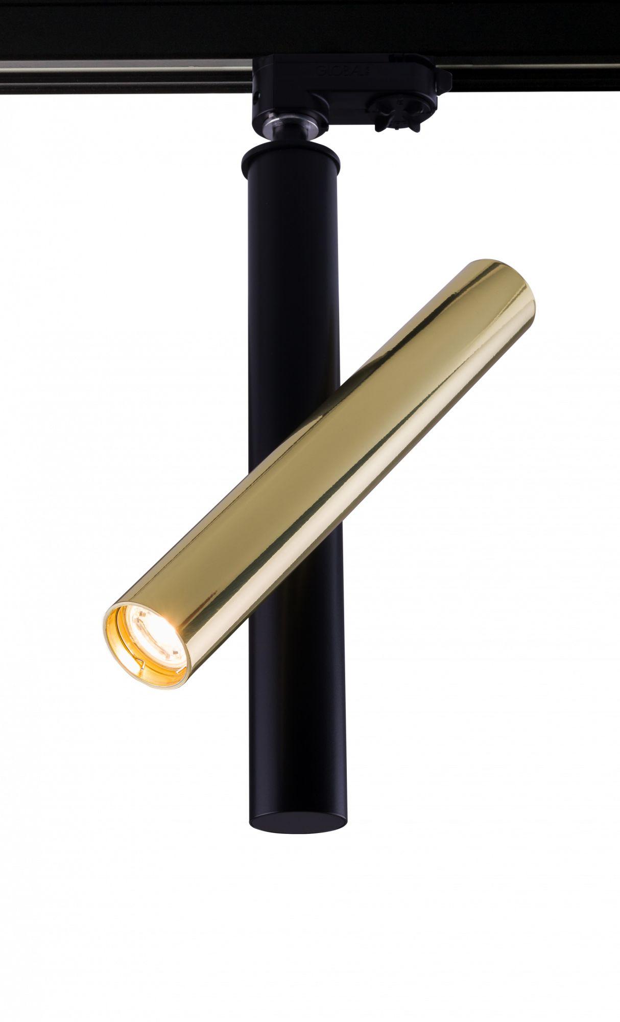 Reflektor do szynoprzewodu Akadi I Amplex minimalistyczna oprawa w nowoczesnym stylu