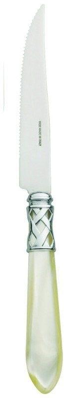 Casa bugatti - aladdin - nóż do steków - perłowa kość słoniowa