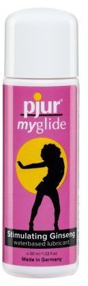 Żel-pjur my glide 30 ml-waterbased&stimulating