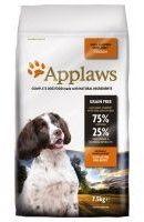 Applaws Dog Adult Small&Medium z kurczakiem 7,5kg