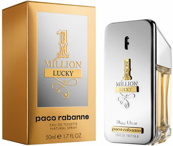 FM 821 Perfumy Męskie Paco Rabanne 1 Milion Lucky 50ml