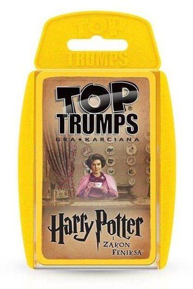 Top Trumps Harry Potter i Zakon Feniksa