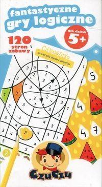 CzuCzu - Fantastyczne gry logiczne dla dzieci 5-letnich 9539