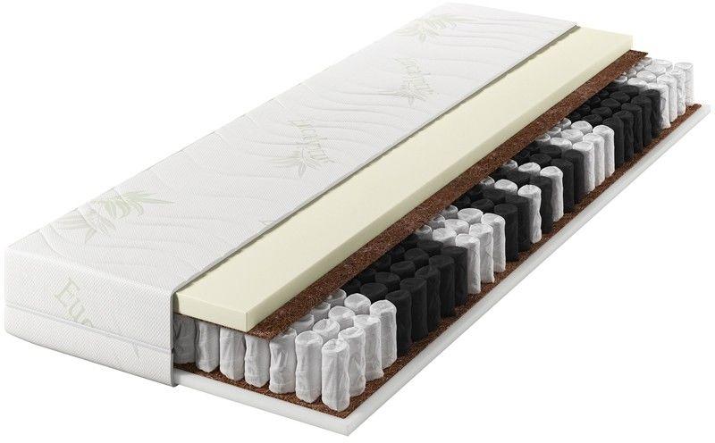 Materac MODULIA SKY SEMBELLA sprężynowy, Rozmiar: 200x200 Darmowa dostawa, Wiele produktów dostępnych od ręki!