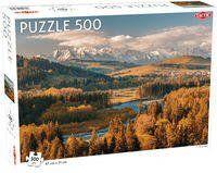 Puzzle Góry 500 - Tactic