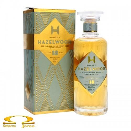 Whisky House of Hazelwood 18 YO 0,5l