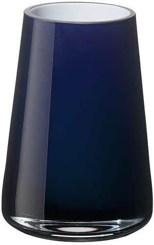Villeroy & Boch 11-7257-0961 Numa mini wazon szklany, niebieski