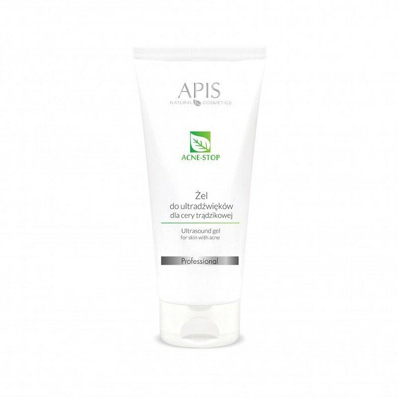 APIS Acne-Stop żel do ultradźwięków dla cery trądzikowej 200ml
