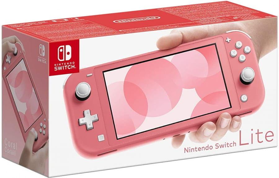 Konsola Nintendo Switch Lite - Coral