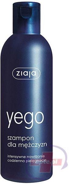 Ziaja Yego Szampon do włosów przeciwłupieżowy dla mężczyzn 300ml