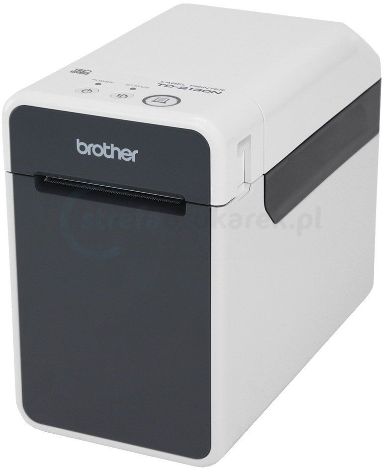 Drukarka etykiet Brother TD-2130N 300 DPI do 56 mm PC: USB, BT, LAN, WLAN