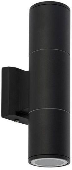 Lampa ścienna kinkiet zewnętrzny EXE II IP54 czarny