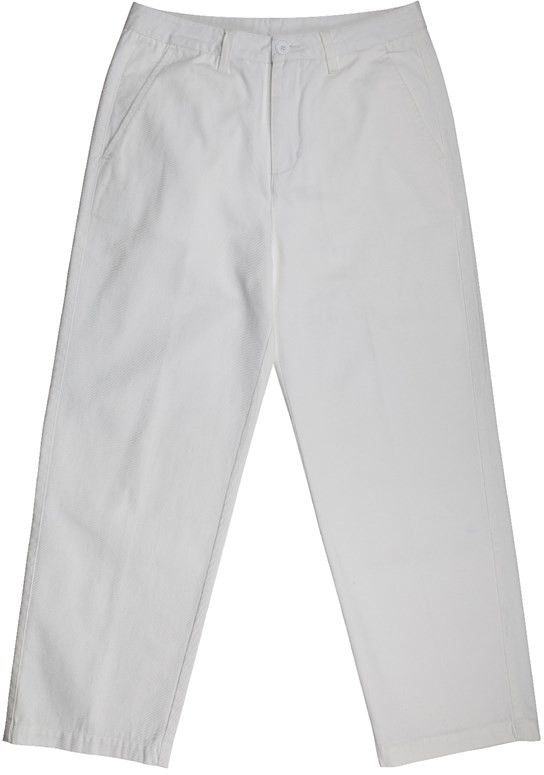spodnie SANTA CRUZ - Nolan Chino White (WHITE