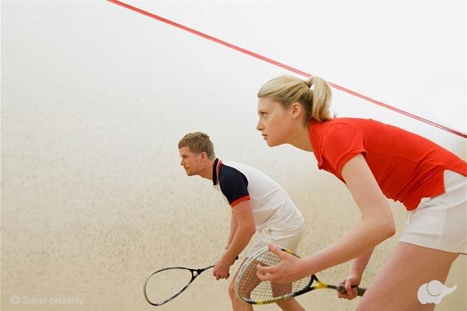 Squash dla dwojga w Szczecinie