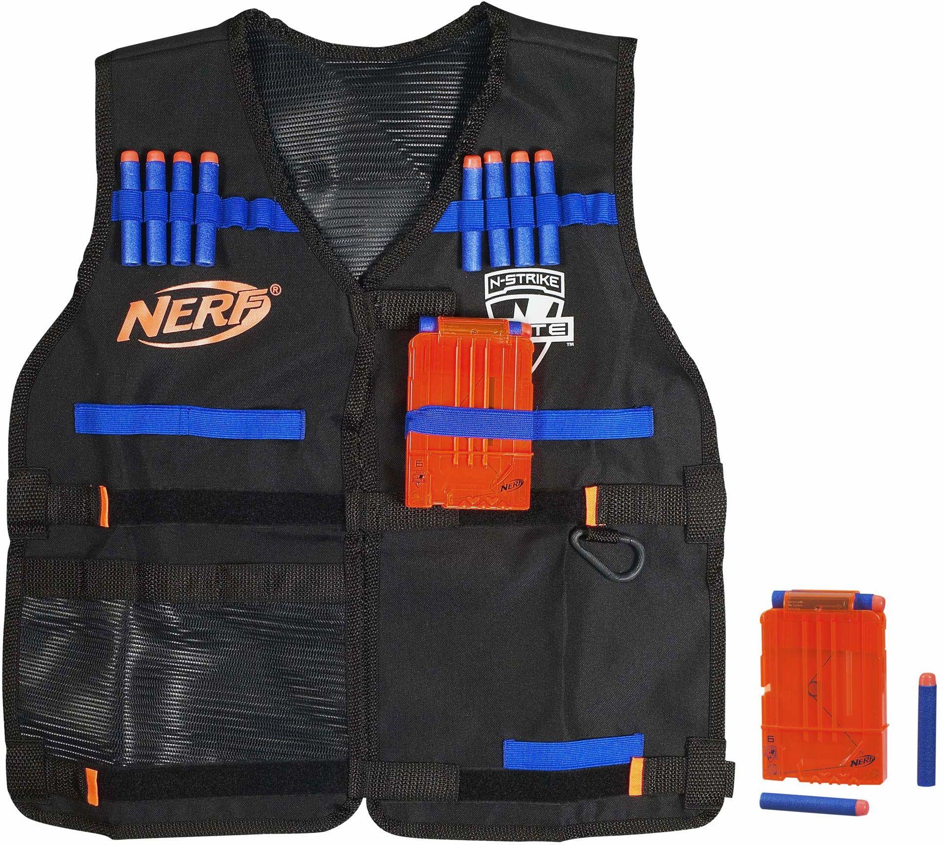 Hasbro Nerf A0250148 - N-Strike Elite Battle Weste, Nerf akcesoria