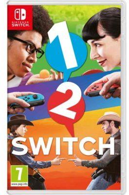 Gra Nintendo Switch 1-2-Switch. Kup taniej o 40 zł dołączając do Klubu
