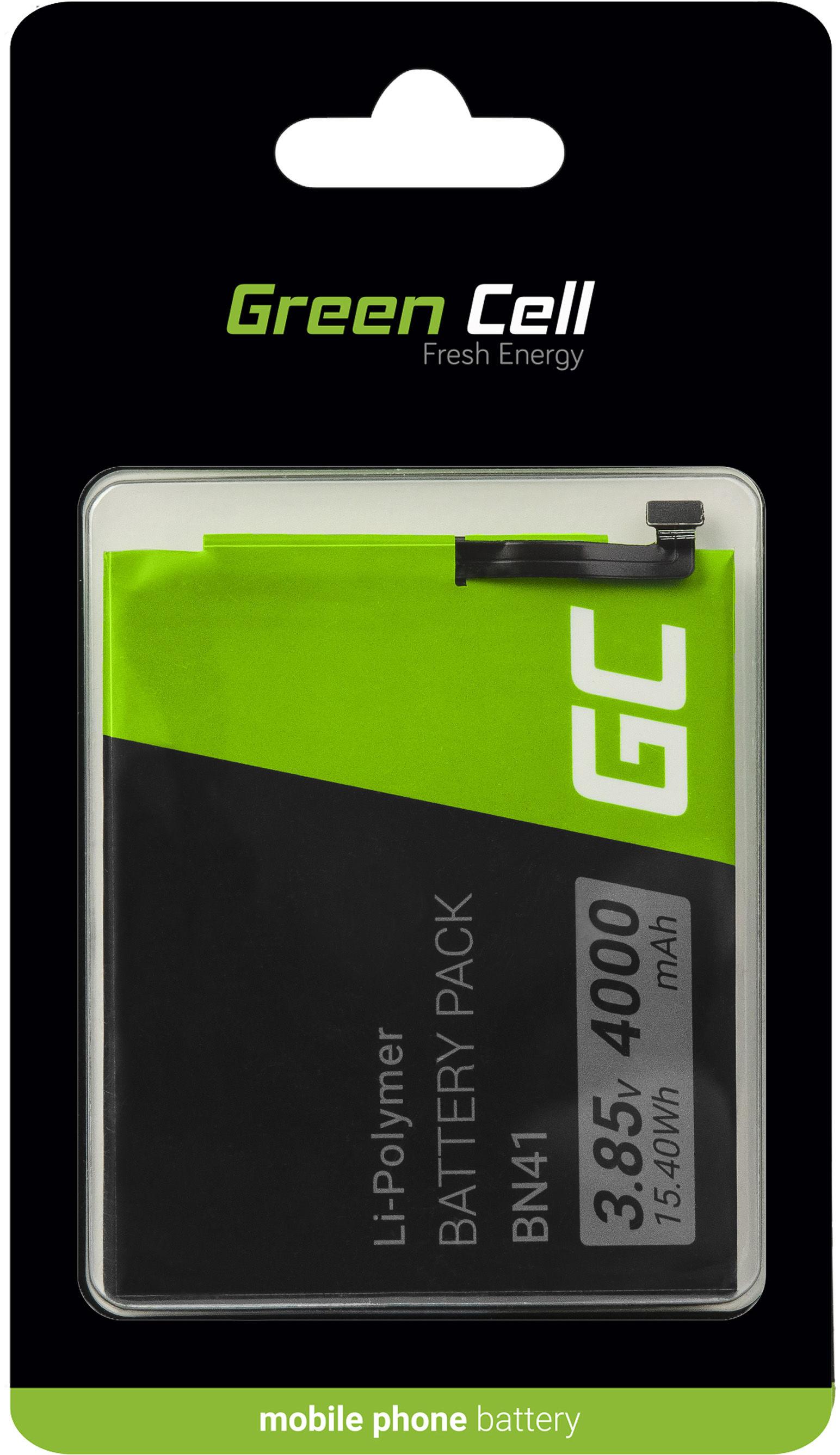 Bateria Green Cell BN41 do telefonu Xiaomi Redmi Note 4