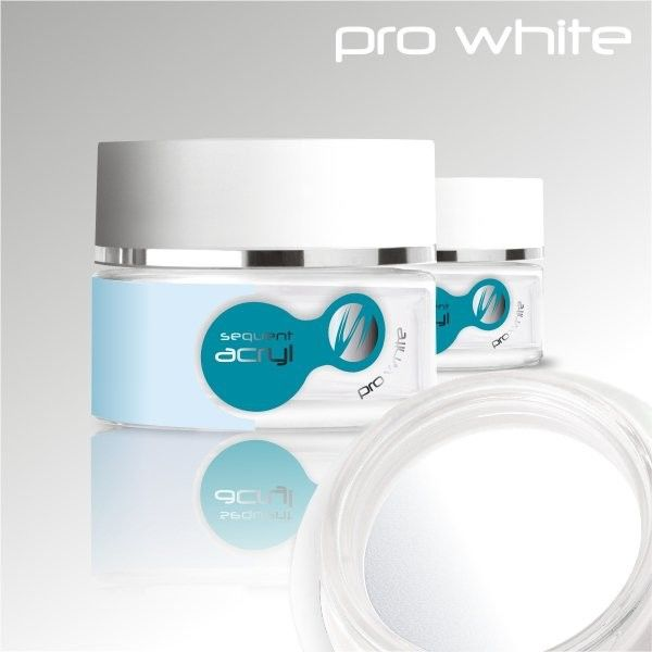 Akryl Sequent Eco Pro White 12g