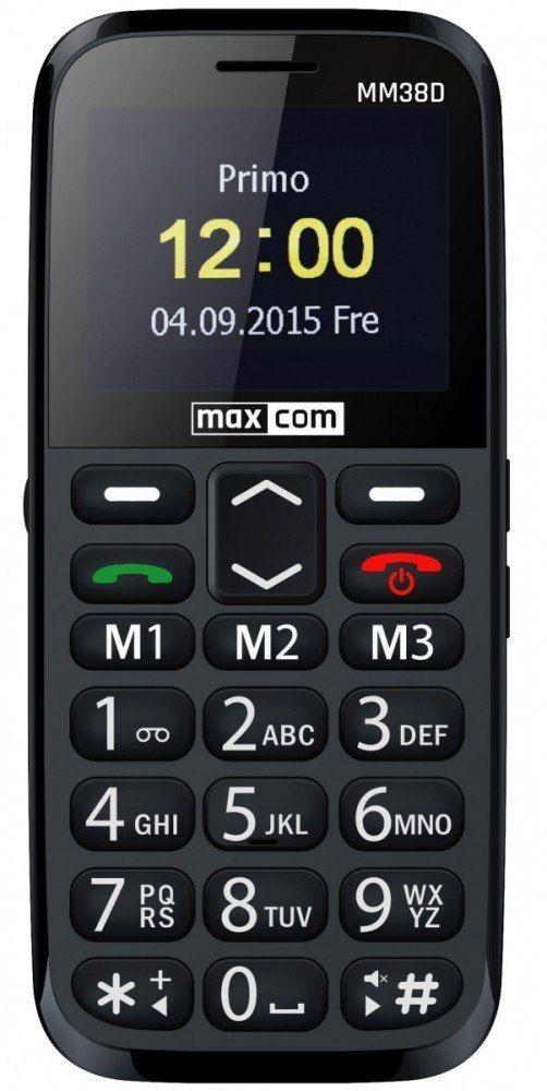 Maxcom Telefon GSM MM38D