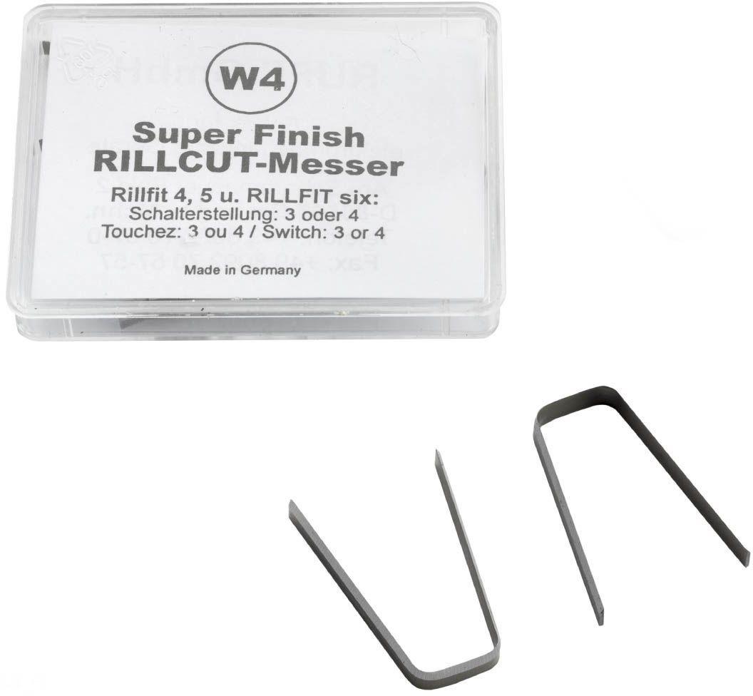 Nożyki do nacinania opon RILLFIT W-4 9-13