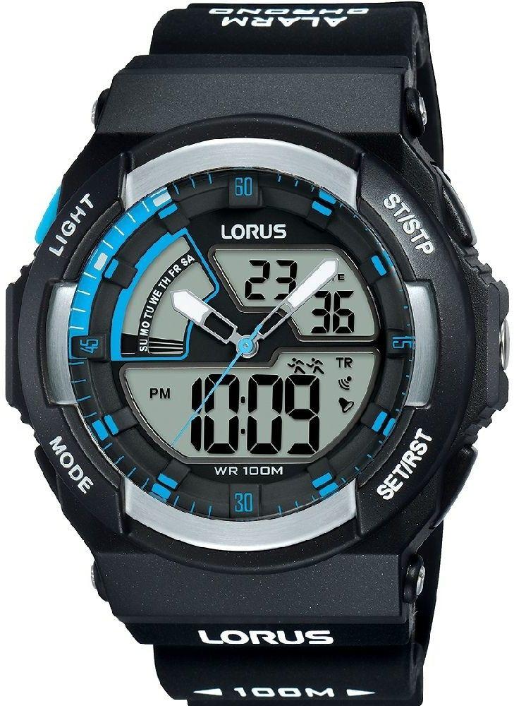 Zegarek Lorus R2323MX9 - CENA DO NEGOCJACJI - DOSTAWA DHL GRATIS, KUPUJ BEZ RYZYKA - 100 dni na zwrot, możliwość wygrawerowania dowolnego tekstu.