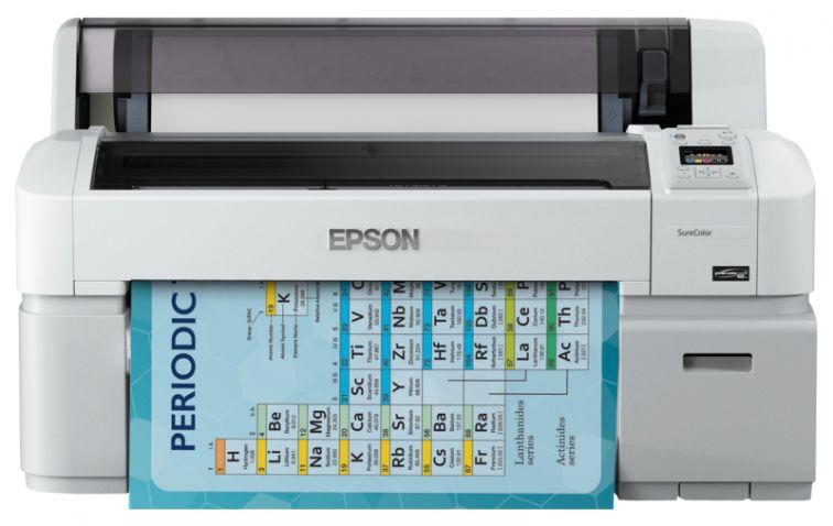 """Ploter EPSON SureColor SC-T3200 24"""" bez podstawy + 50m papieru GRATIS (C11CD66301A1)"""