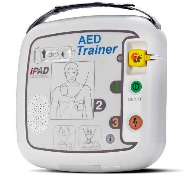 Defibrylator treningowy iPAD SP1