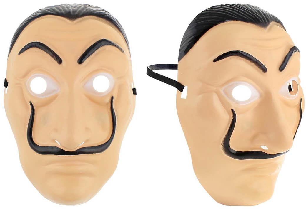 Maska Salvador Dali - 1 szt.