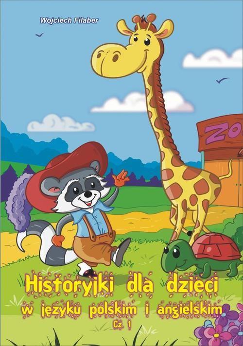 Historyjki dla dzieci - Wojciech Filaber - ebook