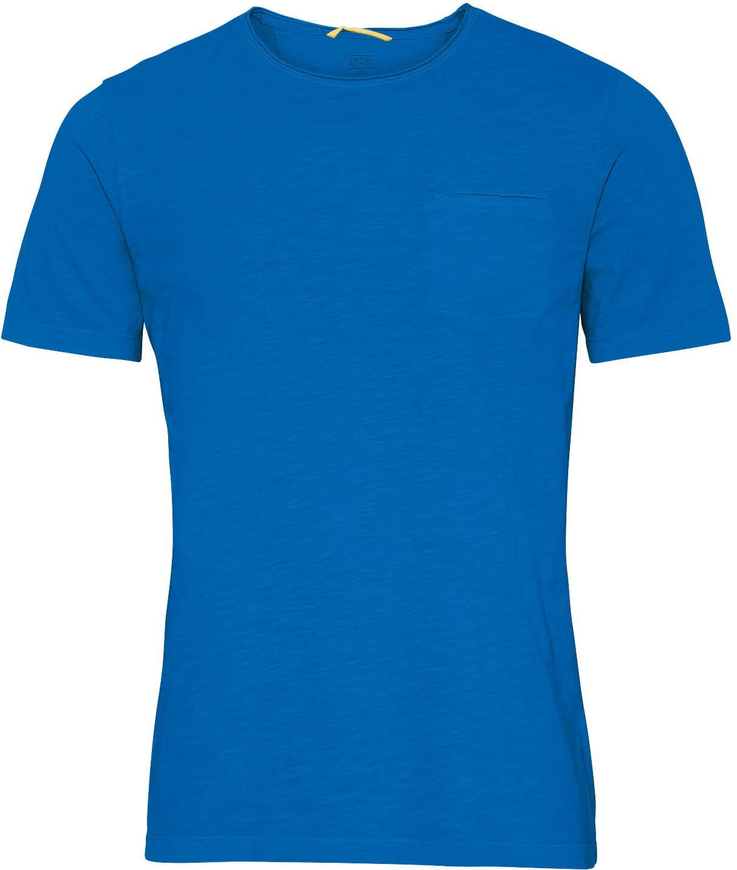 Camel Active 409440 Duży T-shirt Niebieski